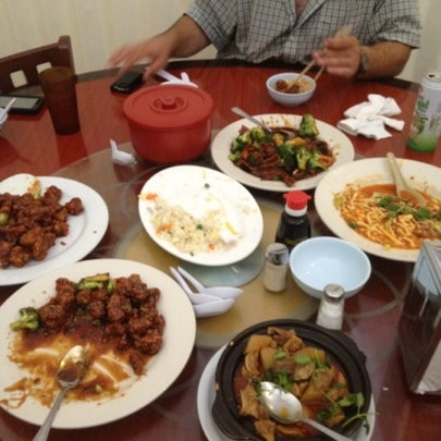 Photo taken at Asia Cafe by Kate A. on 7/23/2012