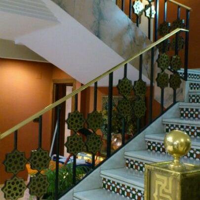 Photo taken at Hotel Alixares by なっしー on 3/2/2012