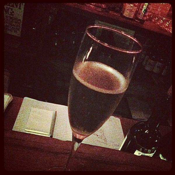 Photo taken at Custom Wine Bar by Jeff M. on 8/10/2012