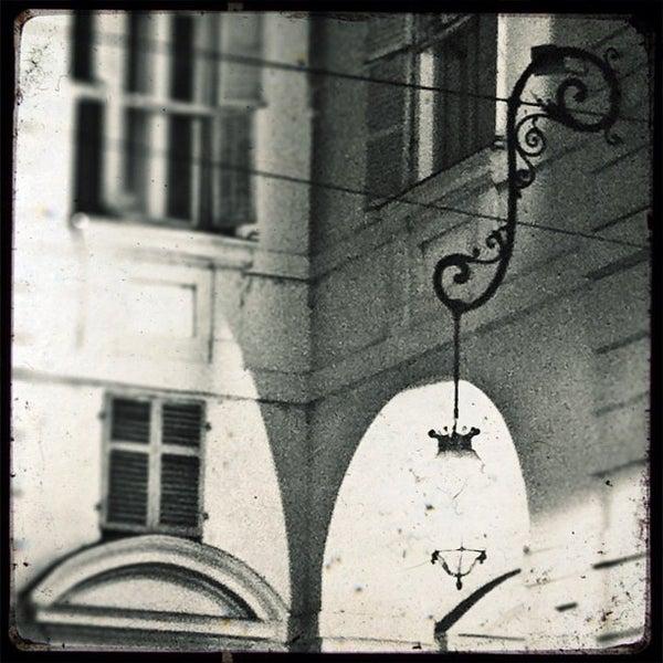 Photo taken at Via Po by Tonick T. on 4/26/2012