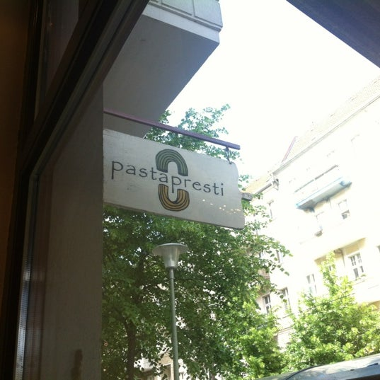 Das Foto wurde bei Pasta Presti von Susann H. am 5/12/2012 aufgenommen