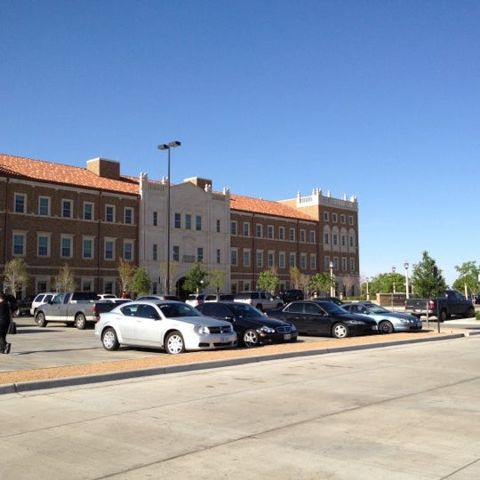 Photo taken at TTU - Rawls College of Business by Debbie L. on 4/13/2012