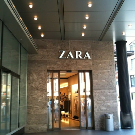 ZARA offers in Boston MA and other featured catalogues