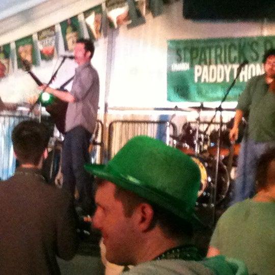 Photo taken at Fado Irish Pub & Restaurant by Dan W. on 3/17/2012