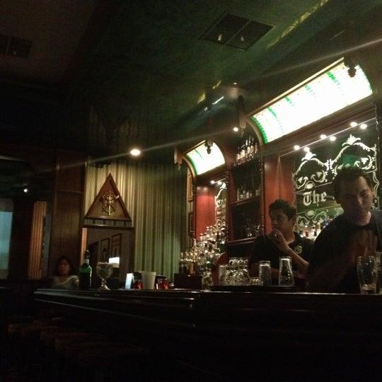 Photo taken at Dublin's Irish Pub by Sergio R. on 2/10/2012