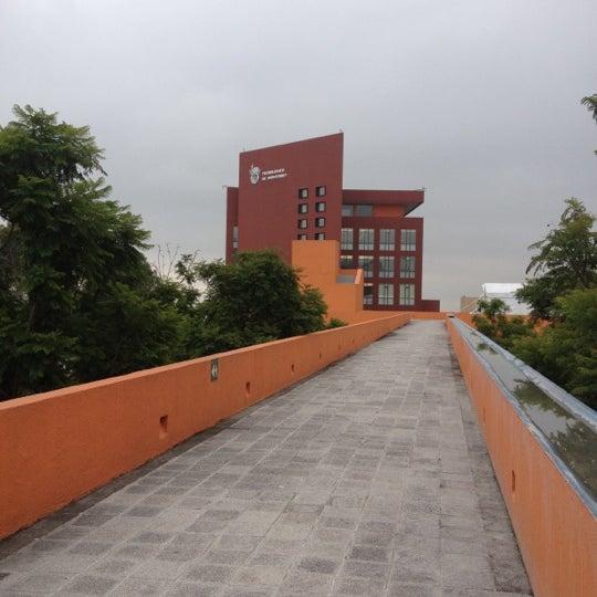 Foto tomada en Tecnológico de Monterrey por Angel G. el 8/18/2012