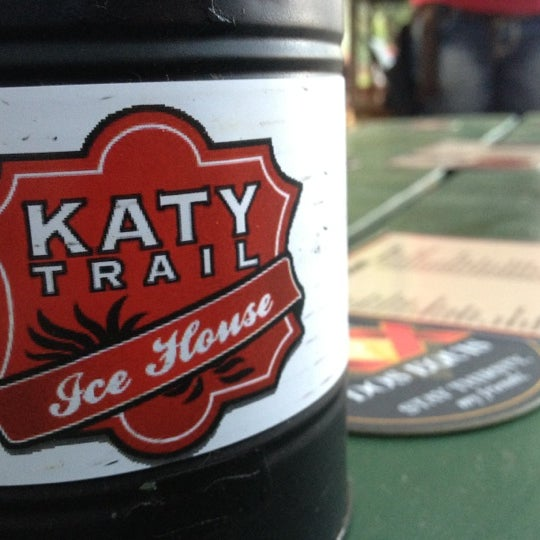 Photo taken at Katy Trail Ice House by Chris D. on 7/5/2012