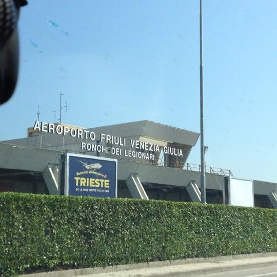 Aeroporto Ronchi Dei Legionari : Aeroporto del friuli venezia giulia ronchi dei legionari