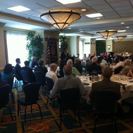 Photo taken at Riverside Hotel by Robert E. on 5/23/2012