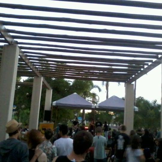 Photo taken at Parque Ecológico Maurilio Biagi by Thiago A. on 5/20/2012