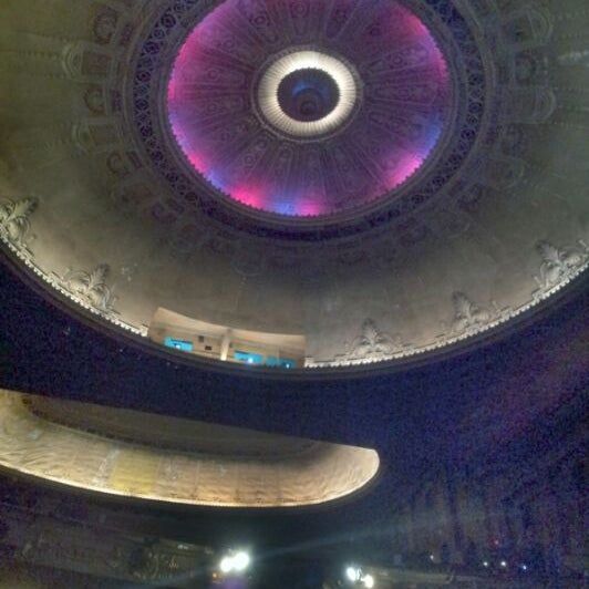 Photo taken at Palais Theatre by Deep G. on 4/1/2012