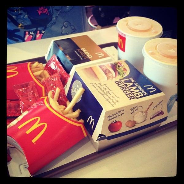 Photo taken at McDonald's by Carol V. on 9/9/2012
