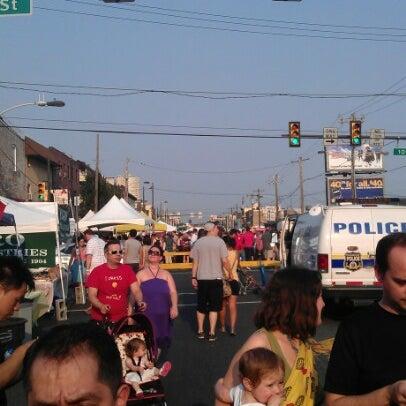 Photo taken at Night Market Washington Avenue by Darryl C. on 6/28/2012