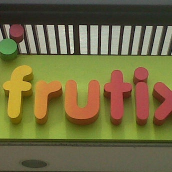 Photo taken at Frutix by Judy L. on 2/4/2012