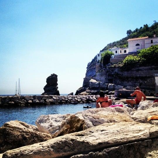Photo taken at Isola di Nisida - Nisida Island by Enzo D. on 8/30/2012