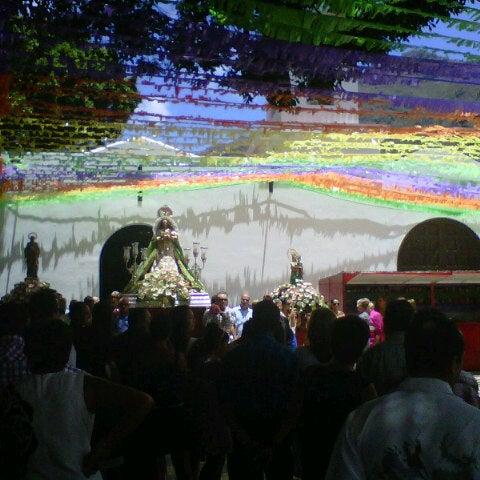 Photo taken at Iglesia Santa Ana by Germán C. on 7/26/2012