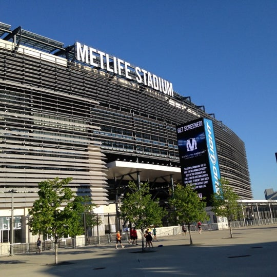 Photo taken at MetLife Stadium by Harold M. on 6/24/2012