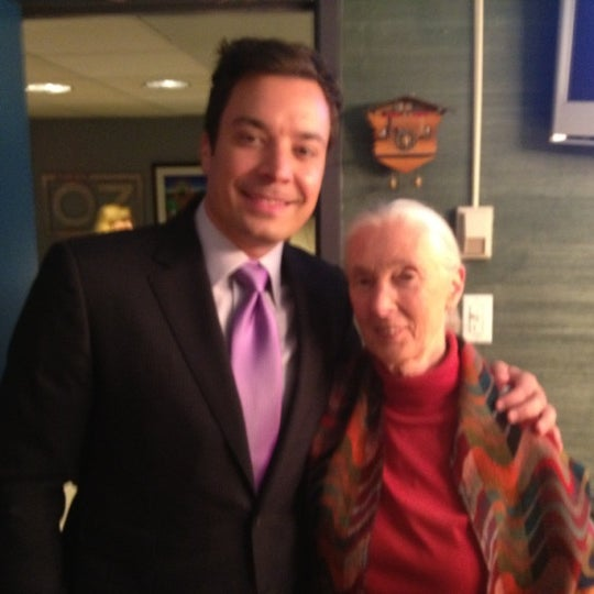 Photo taken at Late Night with Jimmy Fallon by John T. on 4/10/2012