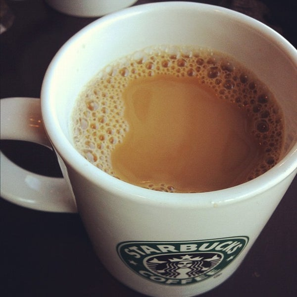 Photo taken at Starbucks 星巴克 by Alex S. on 2/2/2012
