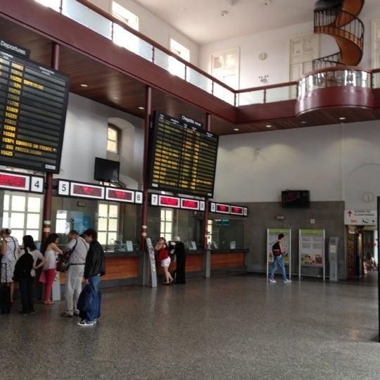 Photo taken at Estação Ferroviária de Porto-Campanhã by Jason 6. on 6/26/2012