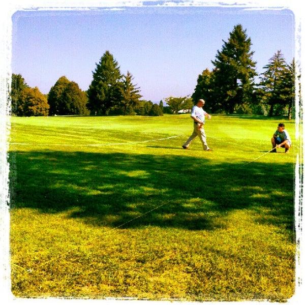 Photo taken at Penn State Golf Courses by John K. on 8/22/2012