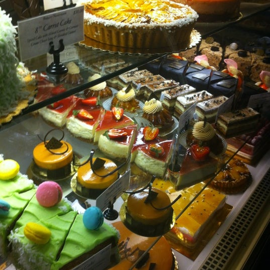 Photo taken at Bakery Nouveau by Art A. on 4/22/2012