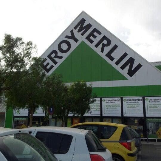 Leroy merlin hardware store in palma - Leroy merlin palma mallorca ...