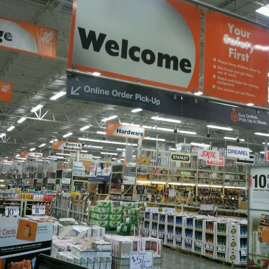 Shop Home Depot: Hardware Store In Kirksville