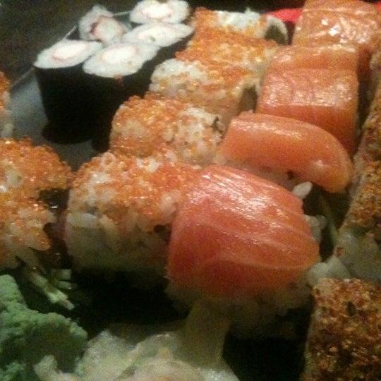 Photo taken at SushiCo by Kutlu S. on 3/13/2012