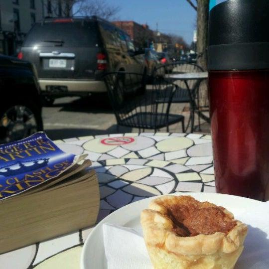 Photo taken at Human Bean - Cobourg's Coffee House by Nicholas J. on 3/21/2012