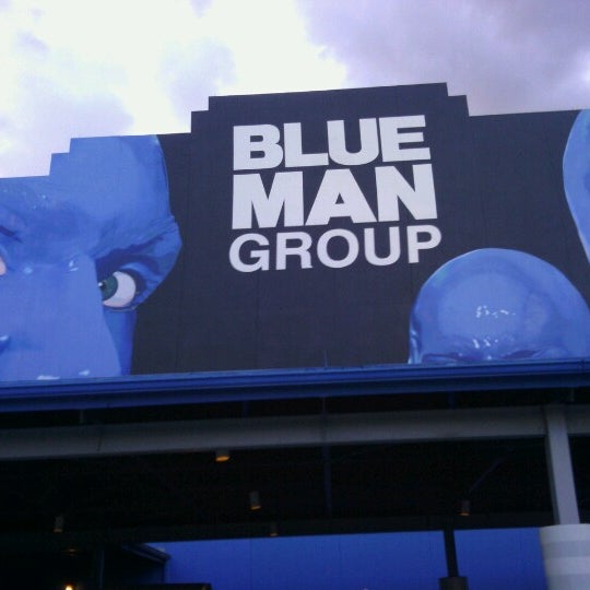Photo taken at Blue Man Group at Universal CityWalk by Courtney L. on 7/6/2012