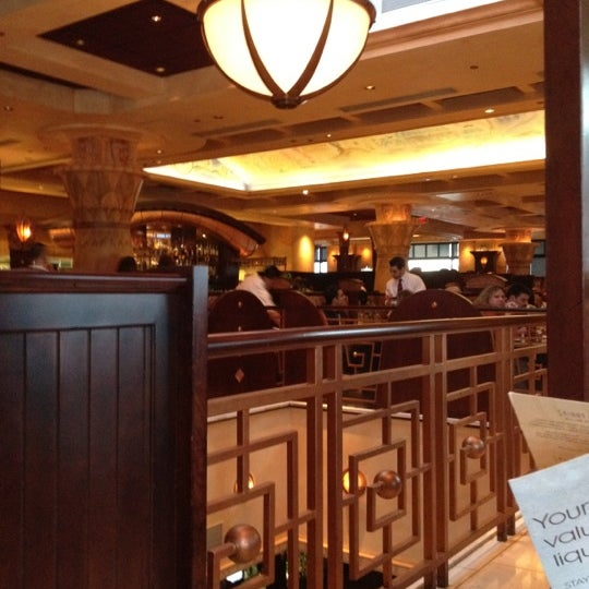 Photo taken at The Cheesecake Factory by Meg💥 on 3/25/2012