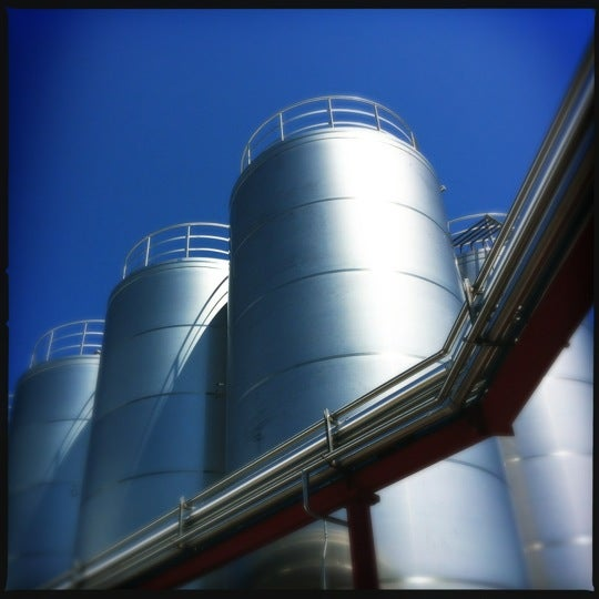 Photo taken at Lagunitas Brewing Company by Bill K. on 5/19/2012