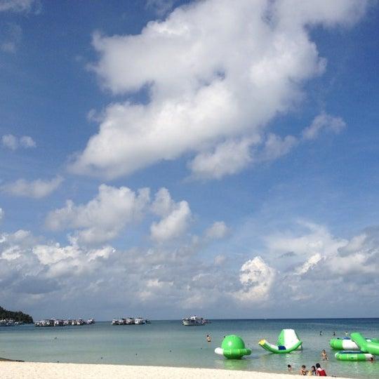 8/8/2012にИван М.がSao Beach Clubで撮った写真
