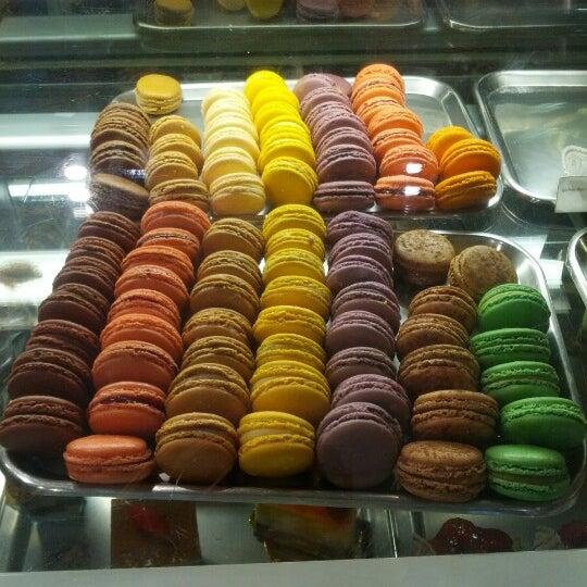 Photo taken at Almondine Bakery by David G. on 7/21/2012