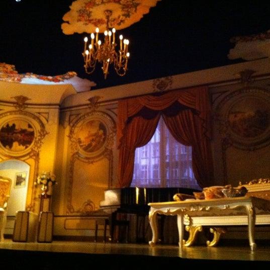 รูปภาพถ่ายที่ Belasco Theatre โดย Minsoo K. เมื่อ 7/21/2012