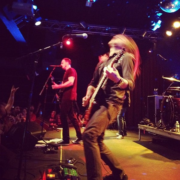 Photo taken at Highline Ballroom by Highline Ballroom on 9/13/2012