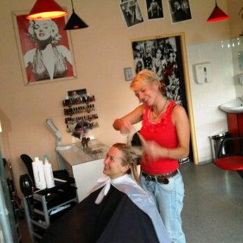 Photo taken at Frizetava.com - skaistuma studija, solārijs un kafejnīca by Frizetava.com s. on 6/6/2012