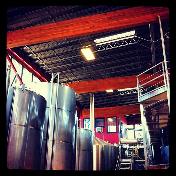 Photo taken at Lagunitas Brewing Company by PC W. on 9/7/2012