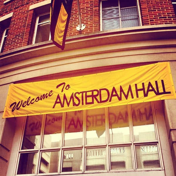 University Of Amsterdam Dorms: GWU Dorms