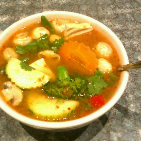 Photo taken at Taste of Thai by Karen C. on 7/3/2012