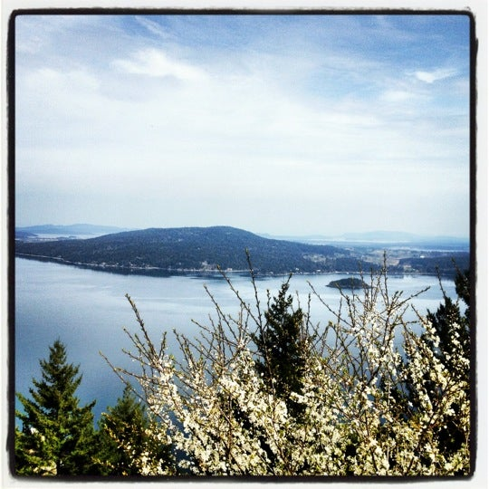 Photo taken at Cypress Mountain Ski Area by Michael S. on 4/11/2012