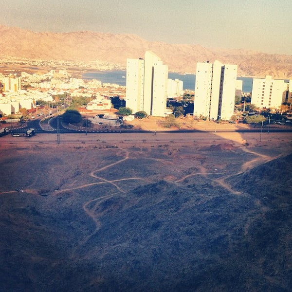 Photo taken at Eilat Mountains / הרי אילת by Kostya B. on 6/2/2012