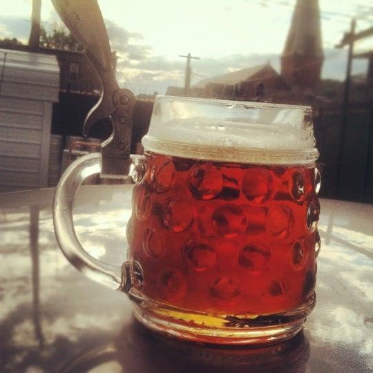 Photo taken at Argus Brewery by Nkosi W. on 7/23/2012