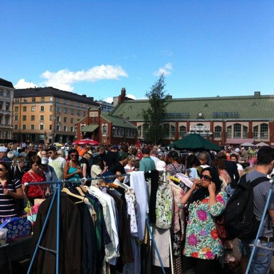 Das Foto wurde bei Hietalahdentori von Meng H. am 7/22/2012 aufgenommen