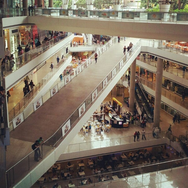 Photo taken at Millennium Mall by Andrés Leonardo G. on 7/20/2012