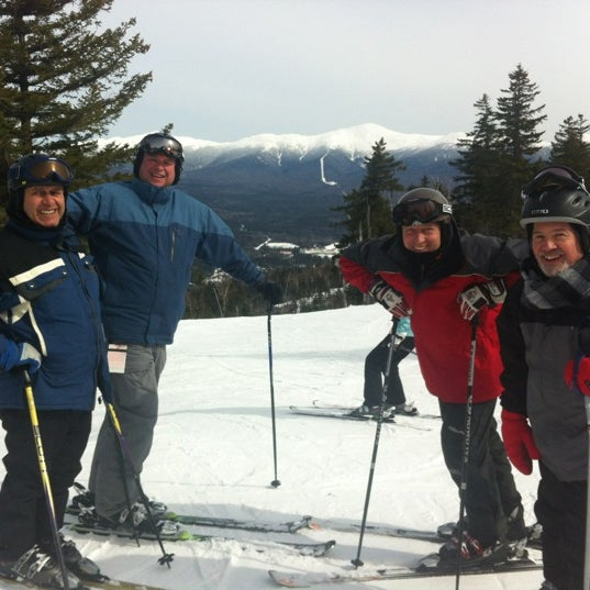 Photo taken at Bretton Woods by Russ Z. on 2/29/2012