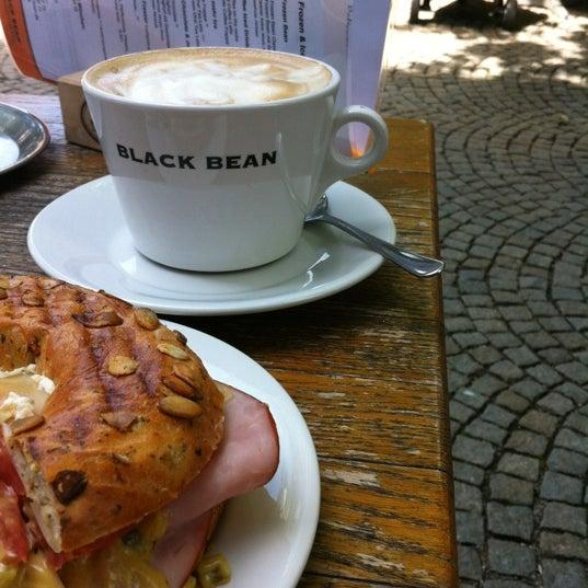 Photo taken at Black Bean by Gaaab on 6/7/2012
