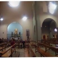 Photo taken at Iglesia Nuestra Señora De La Chiquinquira by German M. on 4/9/2012