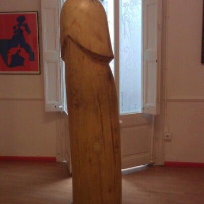 Foto tomada en Museu de l'Eròtica por Ilya el 8/31/2012